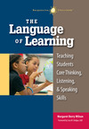 New book from Responsive Classroom provides practical strategies for teaching students thinking, listening and speaking skills.  (PRNewsFoto/Northeast Foundation for Children, Inc.)