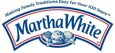 Martha White Logo.  (PRNewsFoto/Martha White)