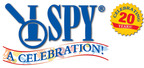 Scholastic Media announced the 20th anniversary celebration of the beloved I SPY franchise, which kicks off next month in conjunction with the publication of I SPY SPECTACULAR: A BOOK OF PICTURE RIDDLES with riddles by Jean Marzollo and photographs by Walter Wick.  (PRNewsFoto/Scholastic Corporation)