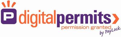 www.digitalpermits.com.  (PRNewsFoto/PayLock IPT LLC)