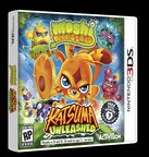 Mind Candy Partners With Activision Publishing, Inc. on New Moshi Monsters™ Video Game Katsuma Unleashed