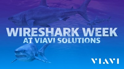 Wireshark Week at Viavi Solutions