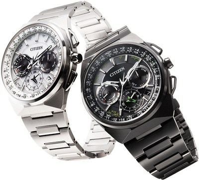 CITIZEN to introduce new Eco-Drive SATELLITE WAVE model in Fall 2015, the Citizen Eco-Drive Satellite Wave F900. World's thinnest light-powered GPS satellite-synchronized watch with the world's fastest signal reception speed.