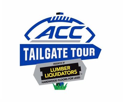Lumber Liquidators Sponsors Inaugural ACC Football Tailgate Tour