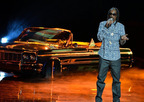 "Uncle Snoop hosts ""Hip Hop Awards 2013"" airing Tuesday, October 15th at 8:00 P.M. ET/PT / Courtesy of BET Networks) (PRNewsFoto/BET Networks)"