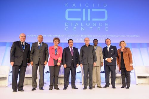 International organisations unite to close the KAICIID Global Forum in Vienna (PRNewsFoto/KAICIID)