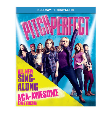 Pitch Perfect all-new sing-along aca-awesome edition