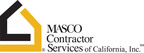 MCS of California Logo.  (PRNewsFoto/Masco Contractor Services of California, Inc.)