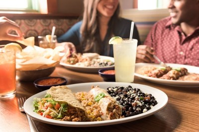 On The Border Mexican Grill & Cantina(R) honors Veterans with a free combo 2 or 3 plate.