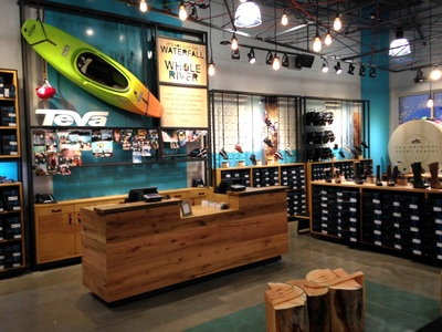 Teva Opens First Retail Store