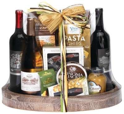 Wellsley Farms Wine Gift Basket