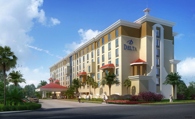Marriott International Launches Delta Hotels And Resorts In The United States
