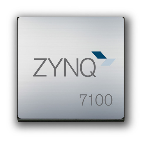 Xilinx(R) Zynq(TM)-7100 All Programmable SoCs, the latest addition to its Zynq-7000 family, integrate the ...