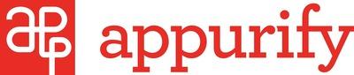 Appurify Logo. (PRNewsFoto/Appurify)