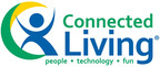 Connected Living Logo.  (PRNewsFoto/Connected Living)
