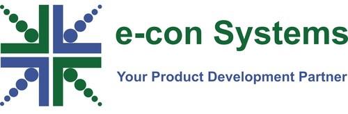 e-con Systems Logo (PRNewsFoto/e-con Systems)