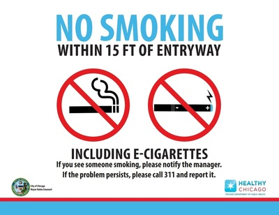 More than 170 U.S. municipalities now include electronic smoking devices in smokefree workplace and public place laws. (PRNewsFoto/Americans for Nonsmokers' Rights)
