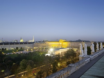 2015 another record year for Vienna: More meetings, more overnights, more value-added (PRNewsFoto/Vienna Tourist Board)