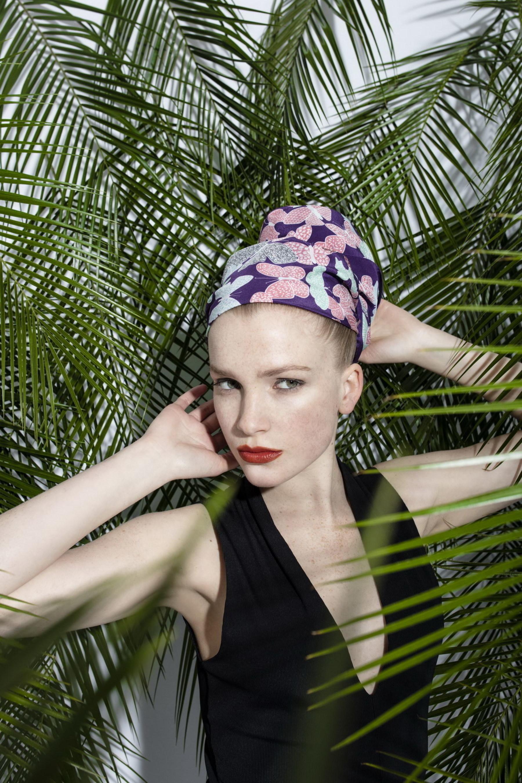 Sergio Mannino Studio Announces Capsule Collection of Designer Scarves