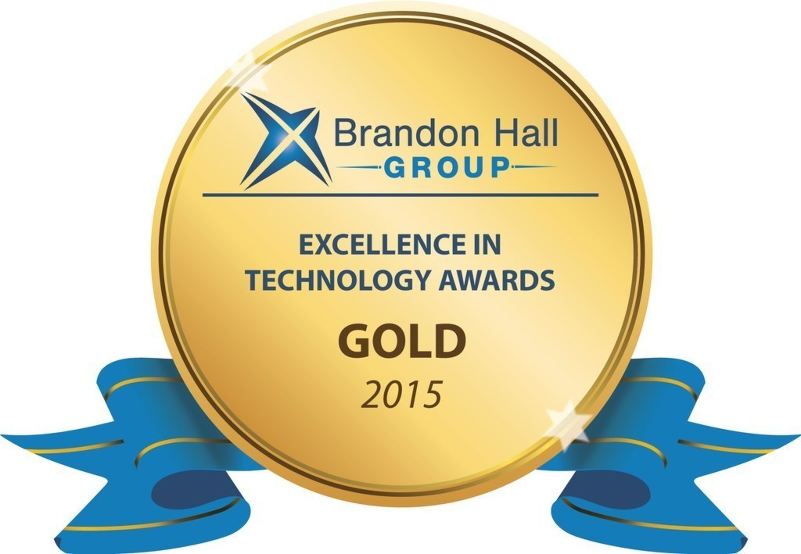 CALIPER Wins Gold Brandon Hall Group Excellence in Technology Award