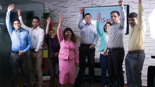 Digital Media Sapiens Team (PRNewsFoto/Digital Media Sapiens)