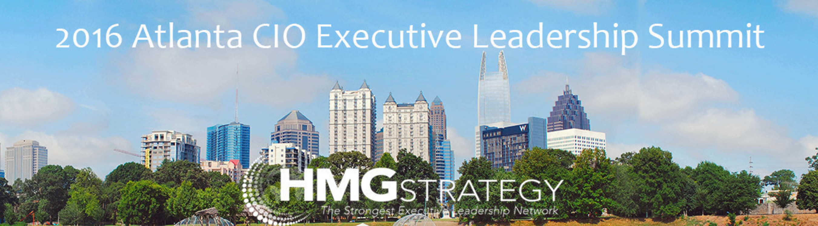 Leading the Digital Transformation Charge Captures the Discussion at HMG Strategy's Upcoming 2016 Atlanta CIO Executive Leadership Summit