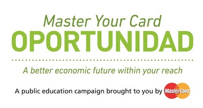 Master Your Card: Oportunidad.  (PRNewsFoto/Master Your Card)