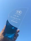 Blueshift wins TiE50 top startup award for its industry leading predictive marketing automation technology.