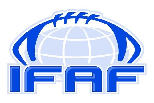 International Federation of American Football Logo (PRNewsFoto/IFAF)