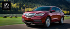 The 2014 Acura MDX is the perfect vehicle for moms or families on the go and is available at West Side Acura in Edmonton, Alberta. (PRNewsFoto/West Side Acura)