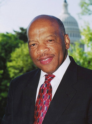 Congressman John Lewis will keynote Pulitzer Prize centennial event at The Poynter Institute, March 31, 2016.