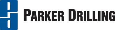 Parker Drilling Co. Logo.  (PRNewsFoto/Parker Drilling Co.)