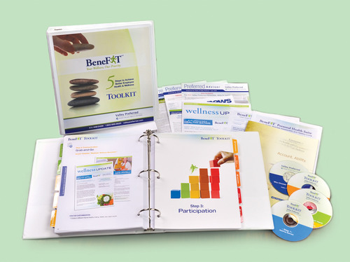 Award-Winning BeneFIT Toolkit is the Latest Wellness Resource From BeneFIT(SM)