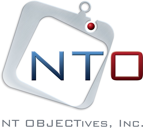 NT OBJECTives logo. (PRNewsFoto/NT OBJECTives) (PRNewsFoto/NT OBJECTIVES)