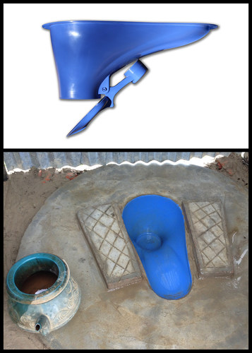 NGO Water For People will be distributing 600,000 American Standard SaTo sanitary toilet pans over the next ...