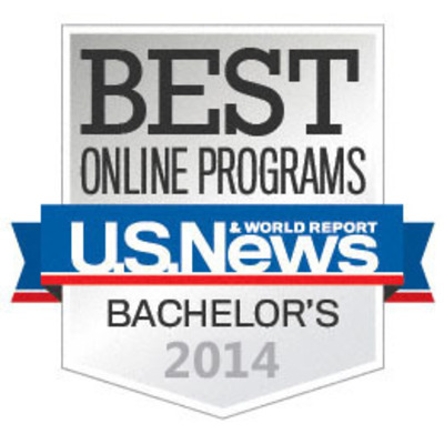 City University of Seattle's Online Programs Rank Among Top 50 in U.S.  (PRNewsFoto/City University of Seattle)