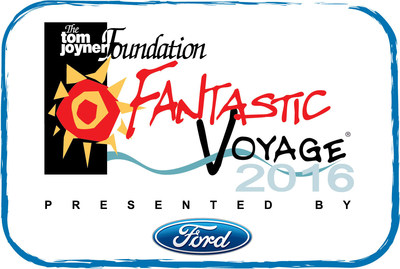 The Tom Joyner Foundation Fantastic Voyage(R) is presented by Ford. Ford goes further in our community.