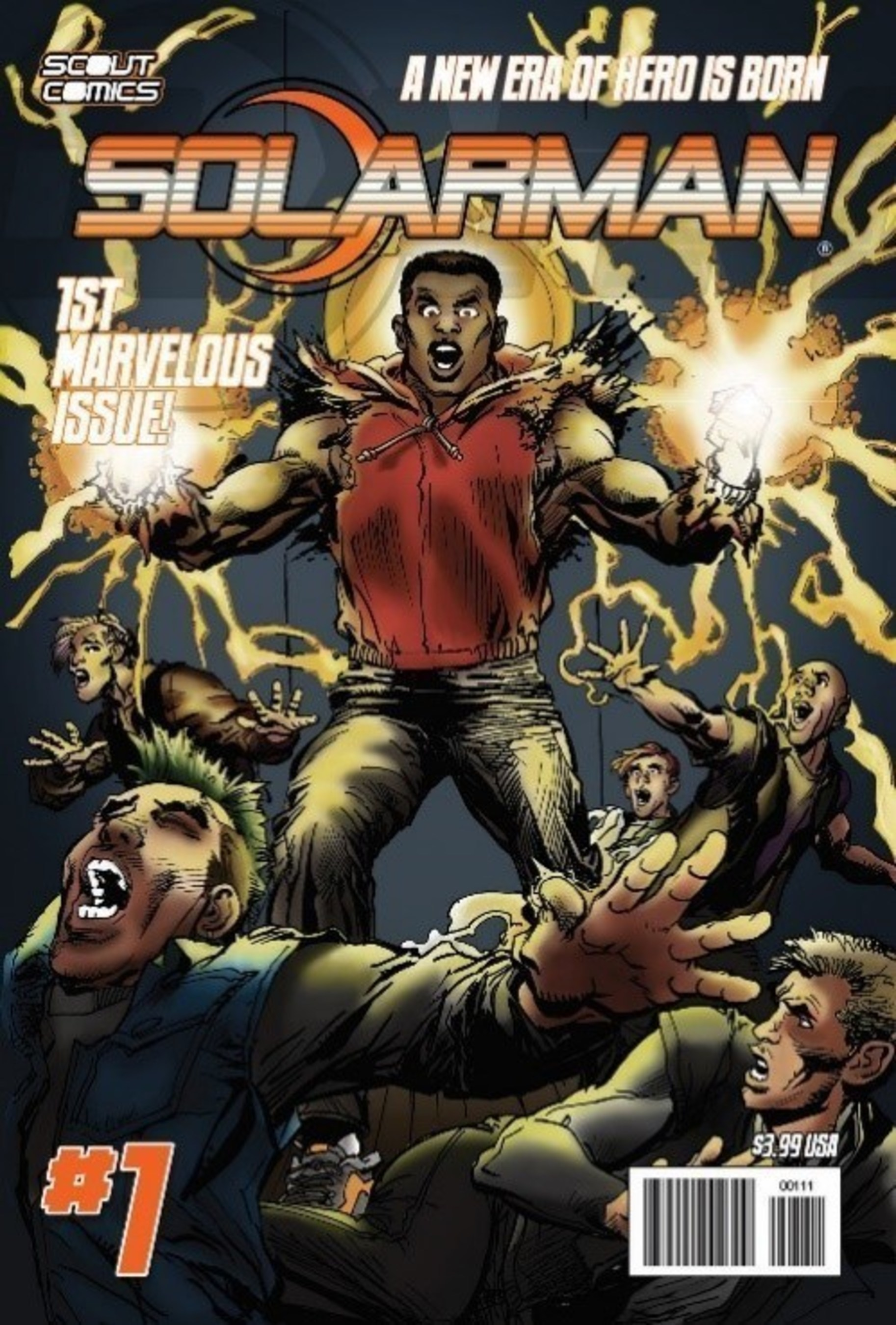 2015 SOLARMAN NEAL ADAMS COVER TO LAUNCH SUMMER 2015