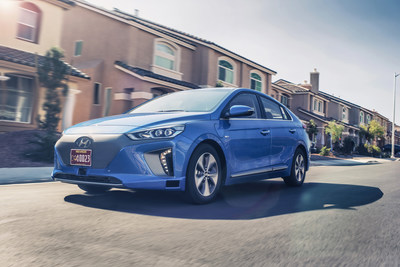 Hyundai, WaiveCar team up to offer Ioniq EV vehicle sharing for free