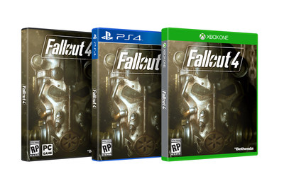 BETHESDA SOFTWORKS ANNOUNCES FALLOUT 4 - Full Details to be Unveiled on June 14th