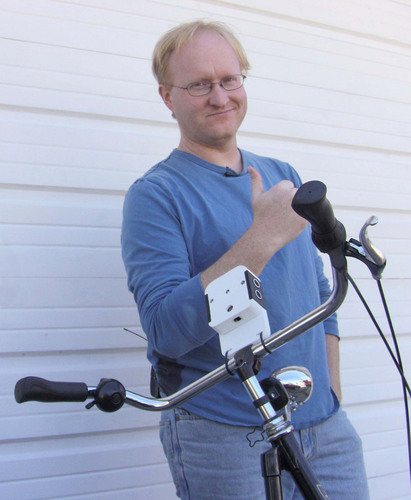 element14's Tour de Ben Heck Presents a Cycling Safety Mod on Latest Episode of 'The Ben Heck Show'