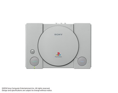 "Sony Computer Entertainment announced the ""PlayStation 4 20th Anniversary Edition"" commemorating the 20th anniversary of the original PlayStation on Dec. 3, 1994. The original PlayStation system is pictured."