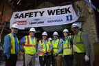 Gilbane Building Company, Lend Lease and Skanska, have joined forces on the Duke University Campus as industry leaders to bring awareness to the importance of safety on the jobsite and in the workplace for Safety Week.