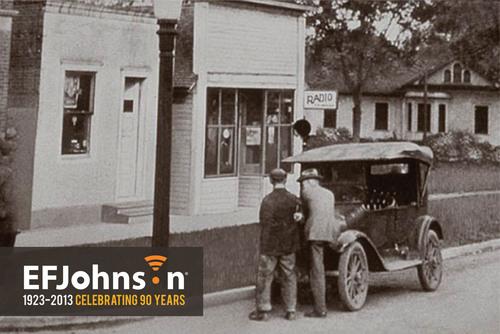 Edgar F. Johnson established E.F. Johnson Company on October 10, 1923 in Waseca, Minnesota. The company began ...