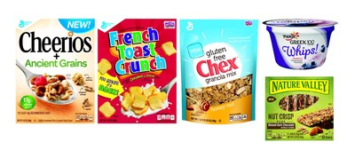 General Mills announces strong product lineup in the queue for the New Year. Beginning in January, the company will launch more than 50 new products that meet increasing consumer demand for better-for-you snacks, products with simple ingredients, protein, gluten-free and bold flavors.