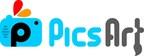 PicsArt Inc logo (PRNewsFoto/PicsArt Inc)