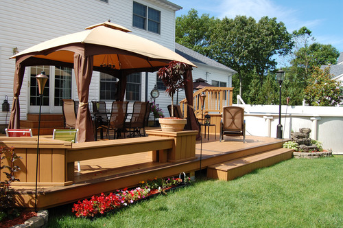 Wake Up To The Deck Of Your Dreams