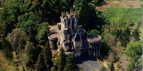 Castillo de Butron, Bilbao (Spain) (PRNewsFoto/BNP Paribas Real Estate)
