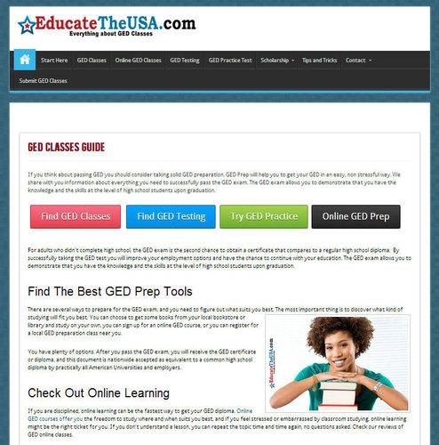 EducateTheUSA.com (PRNewsFoto/Educate the USA)