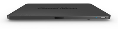 Channel Master's DVR+ is an easy-to-use broadcast TV DVR, combining multiple features to ensure anyone can watch and record free HD-quality broadcast TV, as well as stream video services. (PRNewsFoto/Channel Master)
